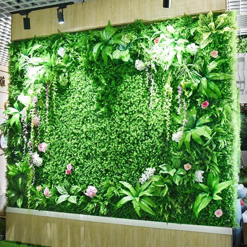 Jasa Tukang Taman Vertical Garden Artificial Jakarta