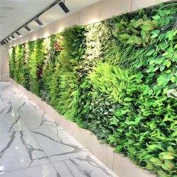 Vertical Garden Artificial di Jakarta