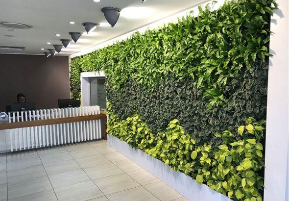 Vertical Garden Indoor Jakarta