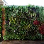 Indahnya vertical garden di jakarta utara