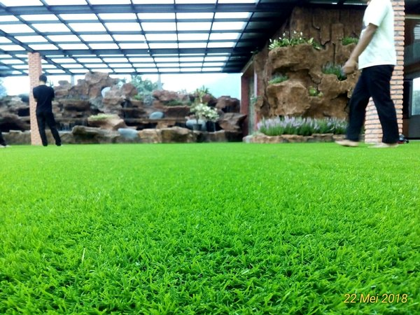 Jual Karpet Rumput Sintetis Outdoor di Jakarta dan sekitarnya