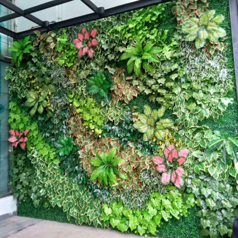 Vertical Garden Artificial Bekasi
