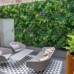 Vertical Garden Artificial Sintetis di Jakarta