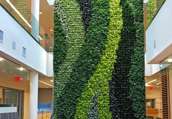 Vertical Garden Jakarat Pusat